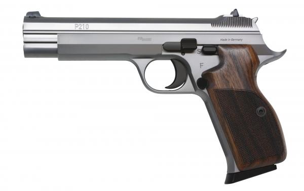 Pistolet SIG SAUER P210 Legend Inox cal.9x19