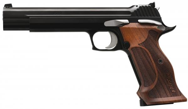 Pistolet SIG SAUER P210 Super Target cal.9x19
