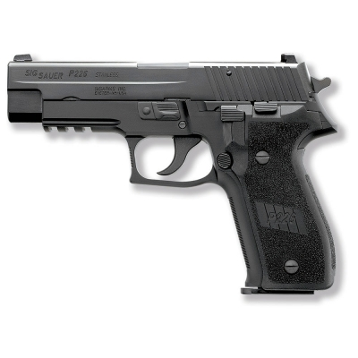 Pistolet SIG SAUER SP226 TAR calibre 9x19