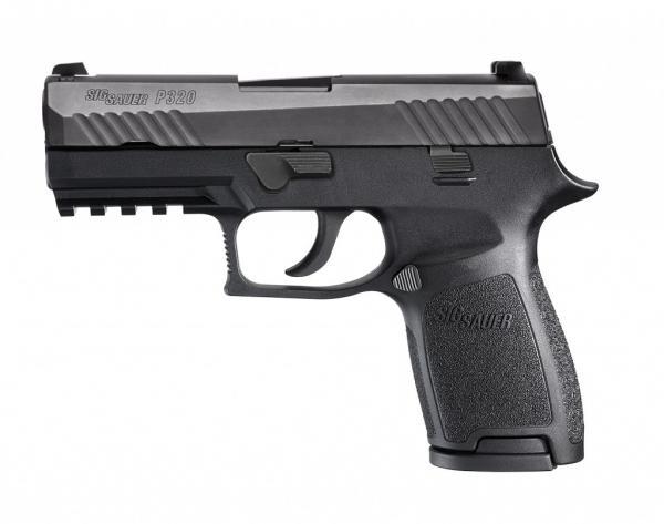 Pistolet SIG SAUER P320 Compact Noir cal.9x19