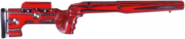 Crosse GRS Sporter Varmint Mod. TIKKA T3 (noir-rouge)