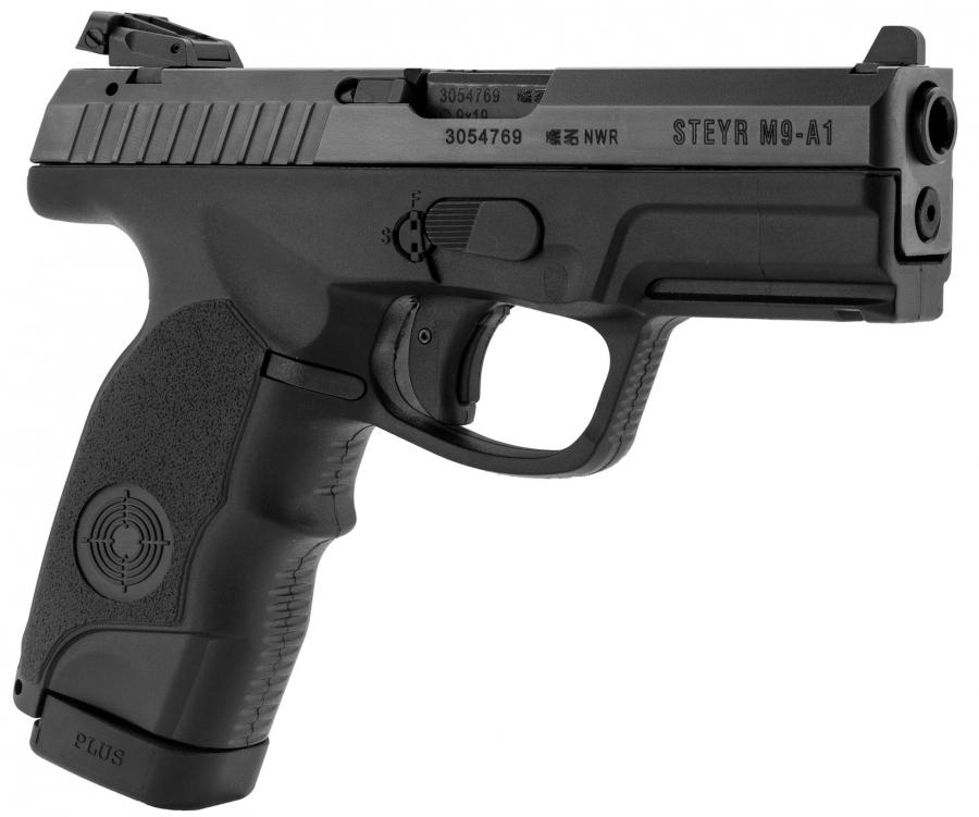Pistolet STEYR M9-A1 Match Cal.9mm PARA (avec sécurité)