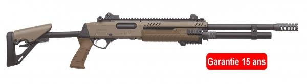 Fusil � pompe FABARM STF12 T�lescopique Tactical Professionnal