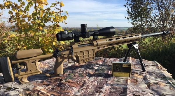 SAKO TRG M10 Coyote cal.308 Win ''Pack Sniper SWAROVSKI X5i 5-25x56