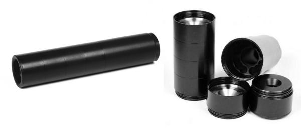 Silencieux rimfire 22Lr A-TEC CMM-4 (haute qualité) filetage 1/2x20 UNF
