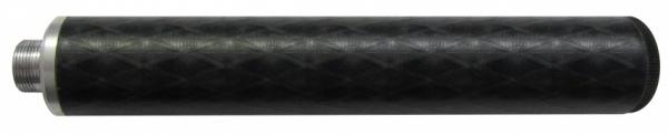Silencieux carbon ISSC MK22 cal.22 lr