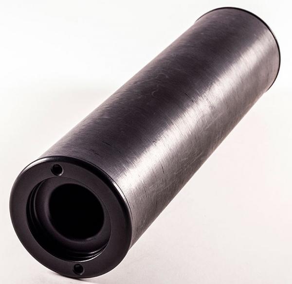 Silencieux carbone SAI cal.308 win M18x100