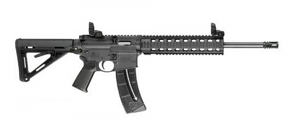 SMITH & WESSON MP15-22 MOE Rifle 16