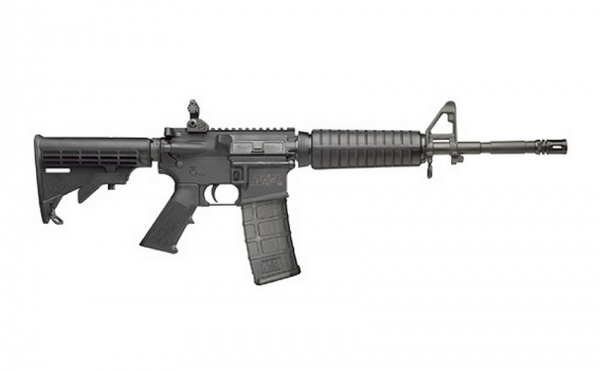 SMITH & WESSON MP15 A Rifle 14.5