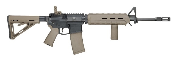 SMITH & WESSON MP15 MOE MID SABLE 16