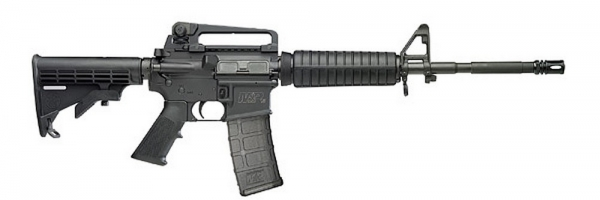 SMITH & WESSON MP15 16