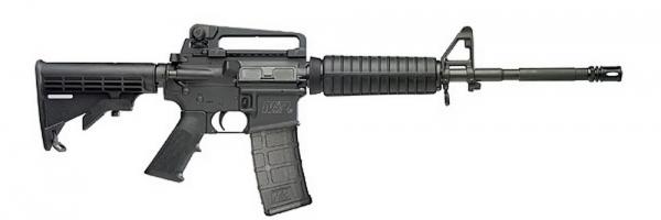 """SMITH & WESSON MP15 Rifle 16"""" (spécial TAR) cal.223 Rem"""