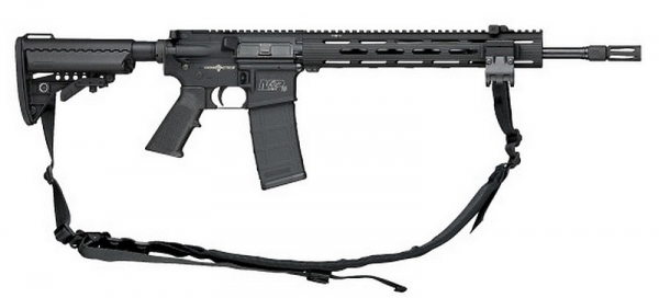 SMITH & WESSON MP15 VTAC II Viking Tactics 16