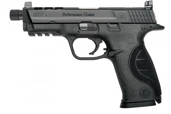 Pistolet SMITH &WESSON MP9 Performance Center PORTED Filet� 4.25