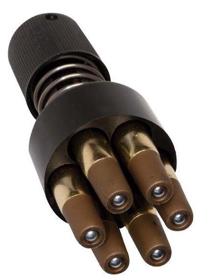 Speed Loader ASG Black Ops - DAN WESSON - COLT PYTHON 357 - SW MPR8 et TRR8 cal.4,5 mm pour revolver