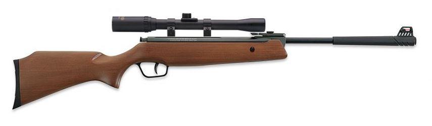 Carabine STOEGER X3 COMBO Bois ''lunette 4x20''