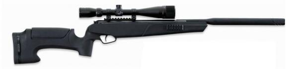 Carabine STOEGER ATAC Suppressor S2 Lunette STOEGER 3-9x40 cal.5,5mm