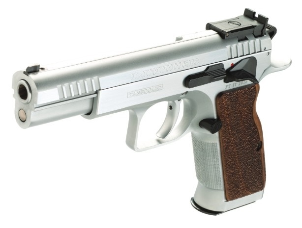 Pistolet TANFOGLIO Limited Pro Stainless calibre 9x19