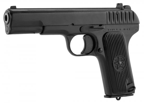 Pistolet TOKAREV TT33 cal.7.62x25