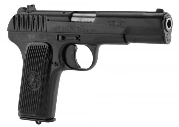 Pistolet TOKAREV TT33 cal.7,62x25