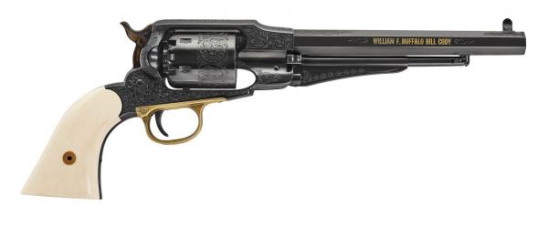 Revolver à Poudre Noire UBERTI REMINGTON 1858 New Army