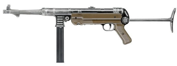 Pistolet LEGENDS MP German Legacy Edition UMAREX cal.4,5mm BBS