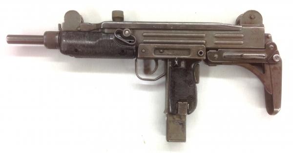 UZI SMG cal.9mm PARA
