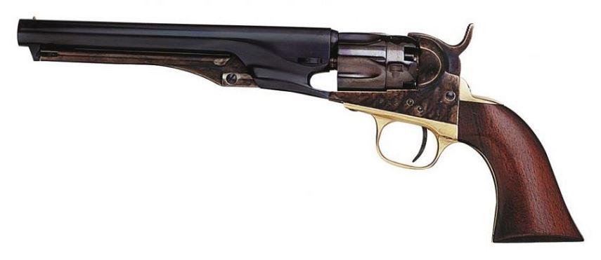 Revolver � Poudre Noire Uberti COLT 1862 Police  Cal.36