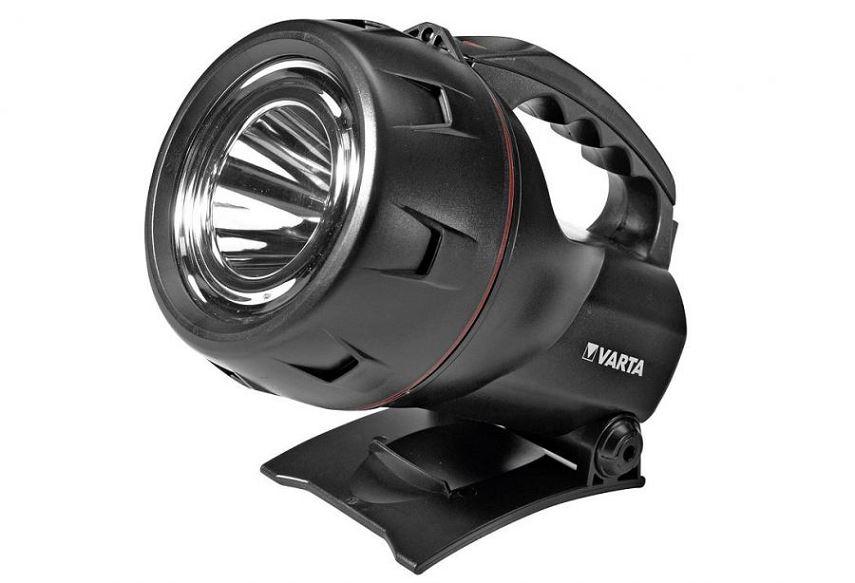 Projecteur portatif VARTA 150 lumens