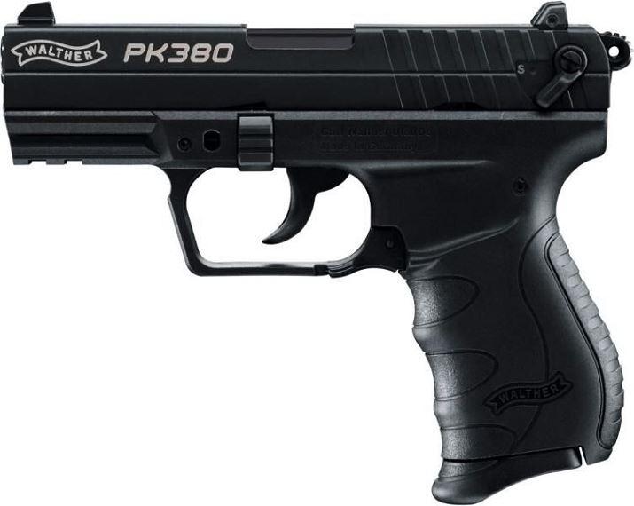 Pistolet WALTHER PK380 Bronz� cal.9mm UMAREX