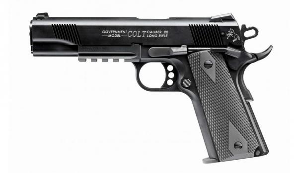 Pistolet WALTHER COLT 1911 Rail Gun 5