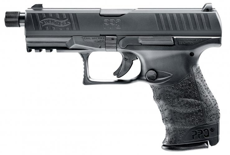 Pistolet WALTHER PPQ M2B NAVY SD 4.6