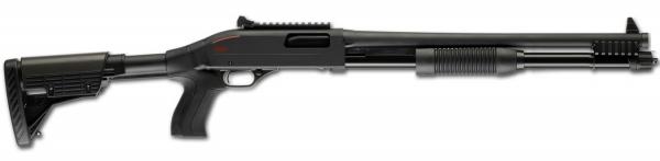 Fusil � pompe WINCHESTER SXP EXTREME DEFENDER Folding cal.12/76 (canon de 51 cm)