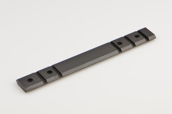 Rail picatinny WARNE acier noir TIKKA T3