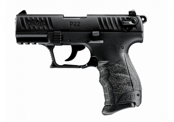 Pistolet WALTHER P22Q cal.22 Lr