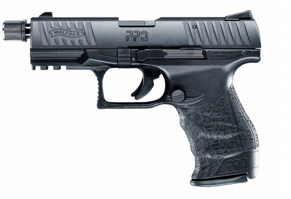Pistolet WALTHER PPQ M2B Tactical SD 4.6