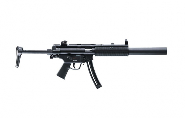 WALTHER HK MP5 SD6 9