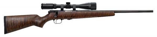 Carabine 22LR WEIHRAUCH HW 66 PRODUCTION avec lunette HAWKE Varmint 4-16x44 Mildot