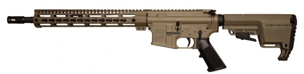 WINDHAM Weaponry AR15 Mod.WW-15 keymod TAN 14.5
