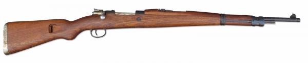 Fusil ZASTAVA MAUSER M48 cal.8x57 JS