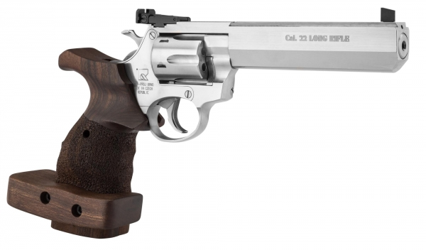 Revolver ALFA PROJ Sport 6'' Inox cal.22 lr
