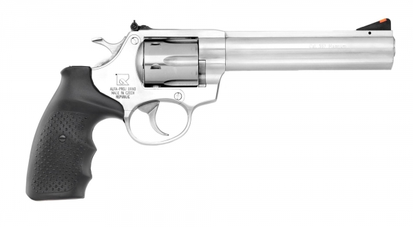 Revolver ALFA PROJ Steel TARGET Inox 6