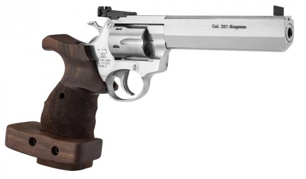 Revolver ALFA PROJ Sport 6'' Inox cal.357 Magnum