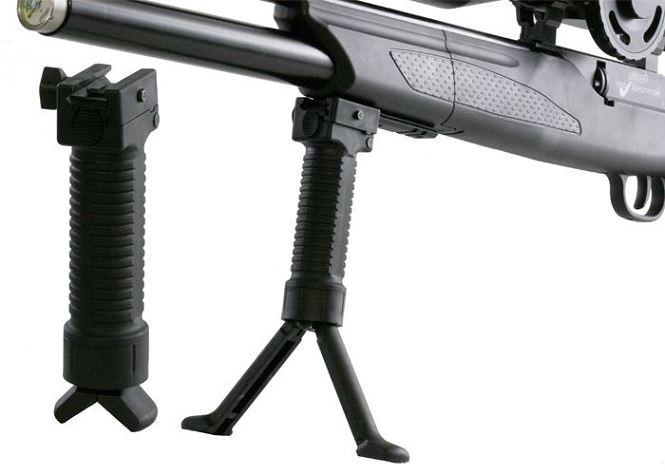 Bipied poign�e UMAREX pour carabine CX4
