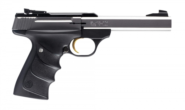 Pistolet BROWNING Buck Mark Standard Stainless URX calibre 22Lr