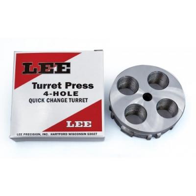 Tourelle de rechange LEE 4-Hole Turret
