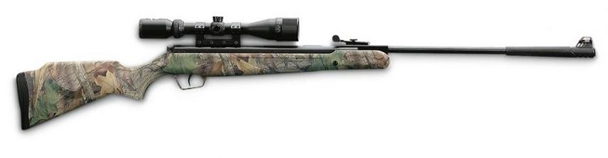 Carabine STOEGER X50 COMBO Camouflage ''lunette BAUER 3-9x40'' (36 joules)
