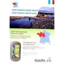 Carte topographique GARMIN Astro 320 NORD OUEST