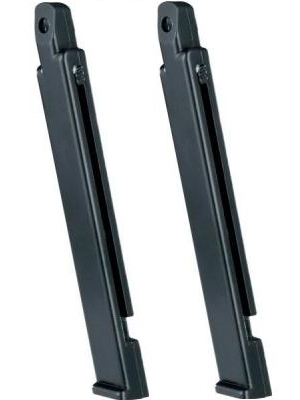Chargeur MAKAROV Umarex 20 billes cal.4,5mm (blister de 2)