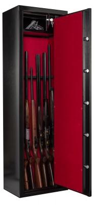 Coffre pour armes RIETTI Premium Digital 90kg (7 armes)